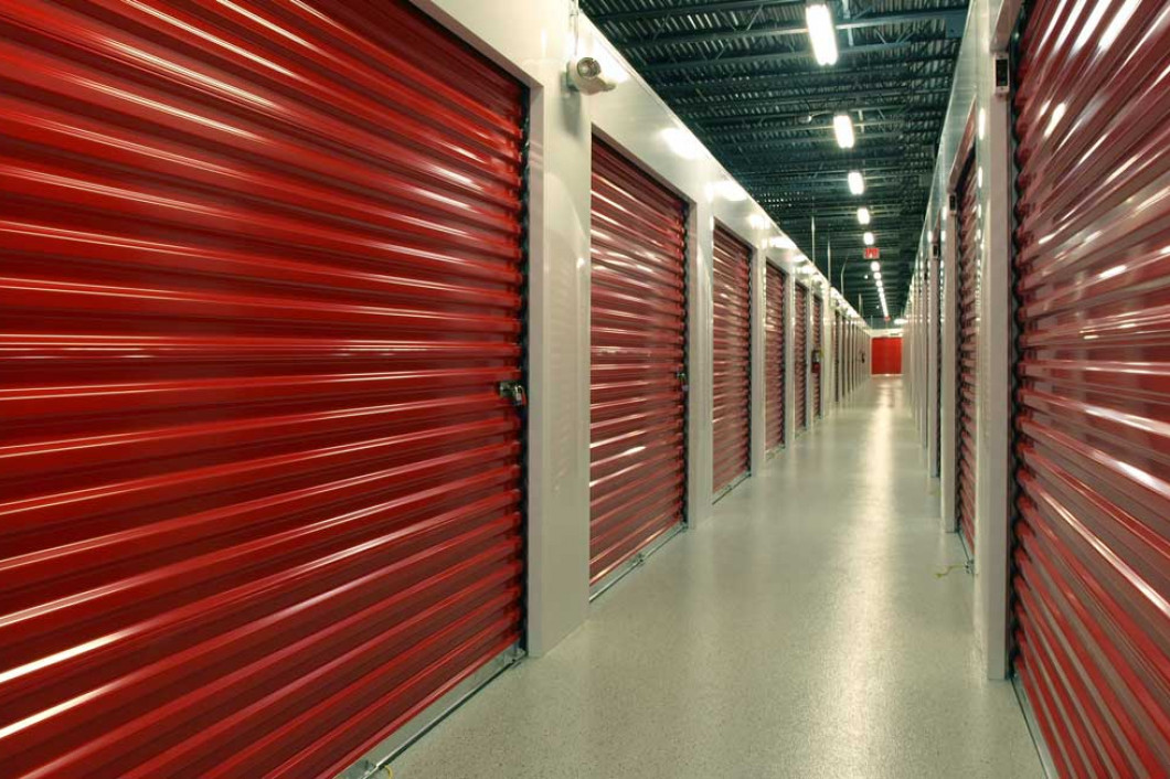 Secure Warehouse Storage in Hickory, NC
